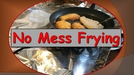 No Mess Frying- Quick Tip-4K