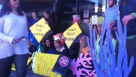 Activists Target Commonwealth Bank Branches in Protest Against Adani Coal Mine