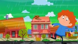 Rain Rain Go Away Nursery Rhyme