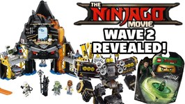 Lego Ninjago Movie Wave 2 Revealed