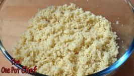 Quick Tips - Preparing Couscous