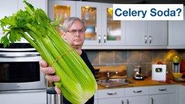 Celery Soda Pop Celery Champagne