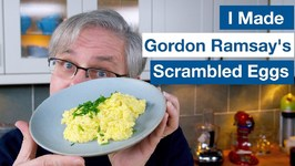 I Made Gordon Ramsays Scrambled Eggs