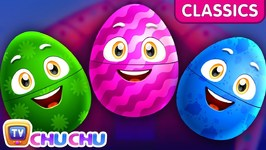 ChuChu TV Classics - Old MacDonald Had A Farm - Surprise Eggs Nursery Rhymes