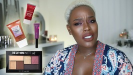 I spent 45 in the Drugstore - Revlon N Makeupshayla Palette Review Demo