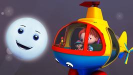 Sally Go Round  Popular Children's Nursery Rhymes