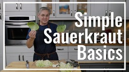 How To Make A Basic Sauerkraut