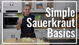 How To Make A Basic Sauerkraut