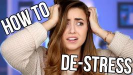 10 Ways to De-stress During Exams