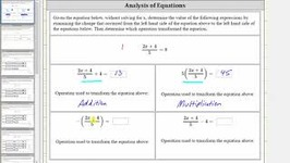 Determine The Value Of An Expression Using A Given Equation