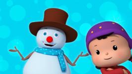 I Am a Little Snowman  Popular Children's Song