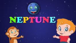 Neptune- Space Song- Original Learning Songs for Kids