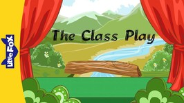 The Class Play - Friendship - School - Animated Stories for Kids