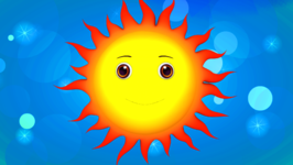 SUN- Learning Simple Words for Kids