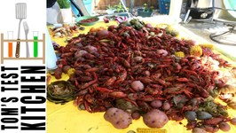Troy's Crawfish Boil 2017