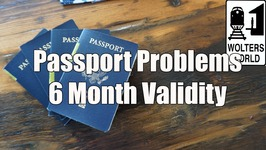 Passport Issues - Can I Travel with Only 6 Months Left on My Passport - NO