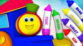 The Crayons Colors Song - Videos For Children