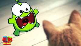 Om Nom Stories - Funny Cartoons - Cut The Rope - Original Episode