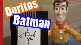 Toy Story 4 - Thank You Notes - Fallon Tonight Show Parody - Woody Buzz Lightyear Batman