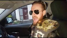 Guy Gets a Bit Too Carried Away With His Conor McGregor Obsession