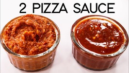 2 Types Of Pizza Sauce In Easy Indian Style