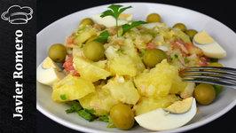Como hacer la ensalada campera o ensalada de verano