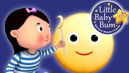 The Moon Song - Nursery Rhymes for Babies - Songs for Kids