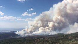Wind, Heat Makes Utah's Brian Head Fire Hard to Contain