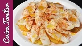 Ensalada de bacalao con pimentón de la vera - Recetas de cocina casera