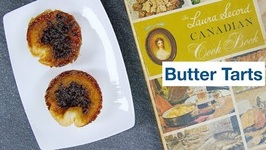 Laura Secord Butter Tart Recipe