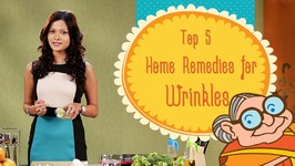 Skin Care - Wrinkles - Top 5 Natural Ayurvedic Home Remedies