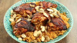 Chicken Al Kabsa - Arabian Style Chicken Biryani - Arabian Recipes - Chicken Kabsa By Neelam