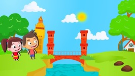 London Bridge is Falling Down - Rhymes for Kids Children and Toddlers