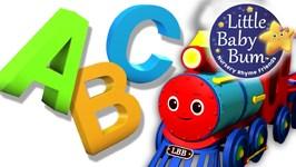 ABC Song - ABC Train Song - Nursery Rhymes - Original Song