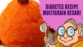 Multigrain Kesari - Recipes For Diabetic Patients