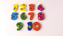 Numbers With Vehicles - Numbers  Learning Videos For Children