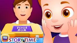 Daddy's Magic Box - ChuChuTV Storytime Good Habits Bedtime Stories for Kids