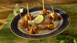 Chettinad Chicken Bytes - South Indian Style Chicken - Chicken Starter