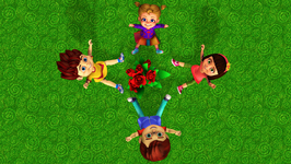 Ringa Ringa Roses- Children's Popular Nursery Rhymes
