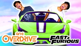 RACING THE FAST AND FURIOUS CARS IN REAL LIFE