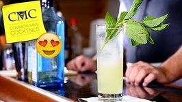 The Southside Fizz -Easy Spring Drinks