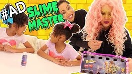 Slime Master Sneaks and Takes Disney and Pixar's Toy Story 4 Danimals