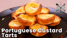 How To Make Portuguese Custard Tarts