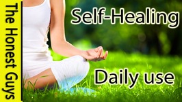 Daily Guided Meditation for Self Healing - Pure Healing And Relaxation