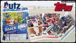 Topps 2019 Utz Major League Baseball Card Packs