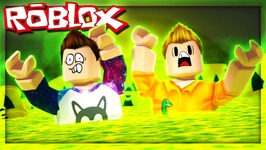 SURVIVE AN ACID POOL IN ROBLOX!