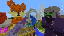 Minecraft Xbox  Survival Madness Adventures 2  THE PET STORE RACE 12