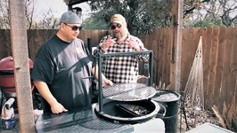 Unboxing Santa Maria Grill For Weber Kettle - Gabby's Grills