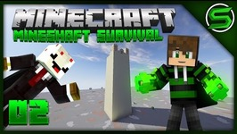 Killer Peekstar - Minecraft- Mineshaft Survival - Episode- 2