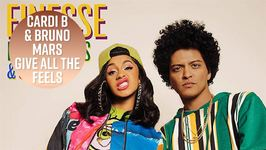 Cardi B & Bruno Mars Go Viral In Finesse Music Video